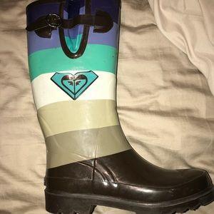 Roxy rain boots